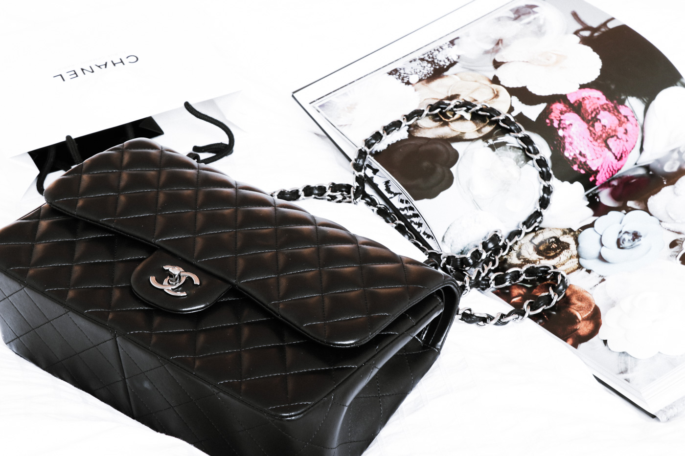 Handbag Crush: My Classic Chanel Flap