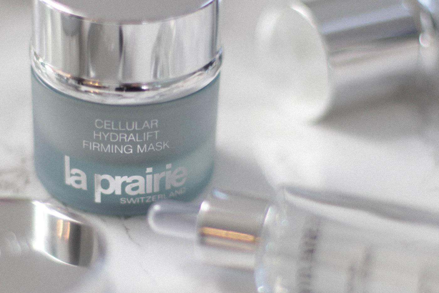 La Prairie skincare