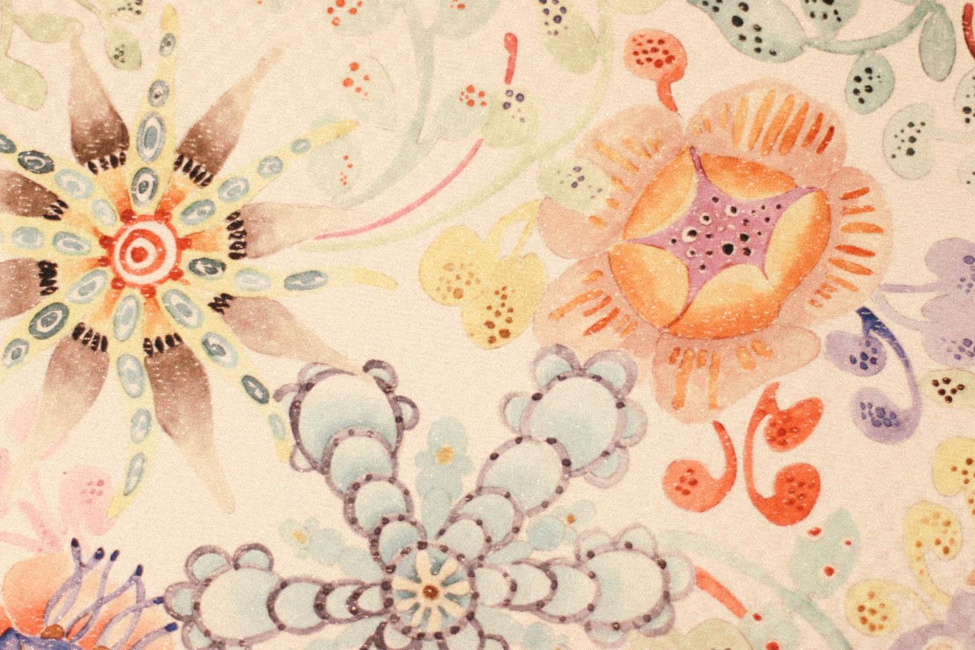 Missoni Flower Pattern