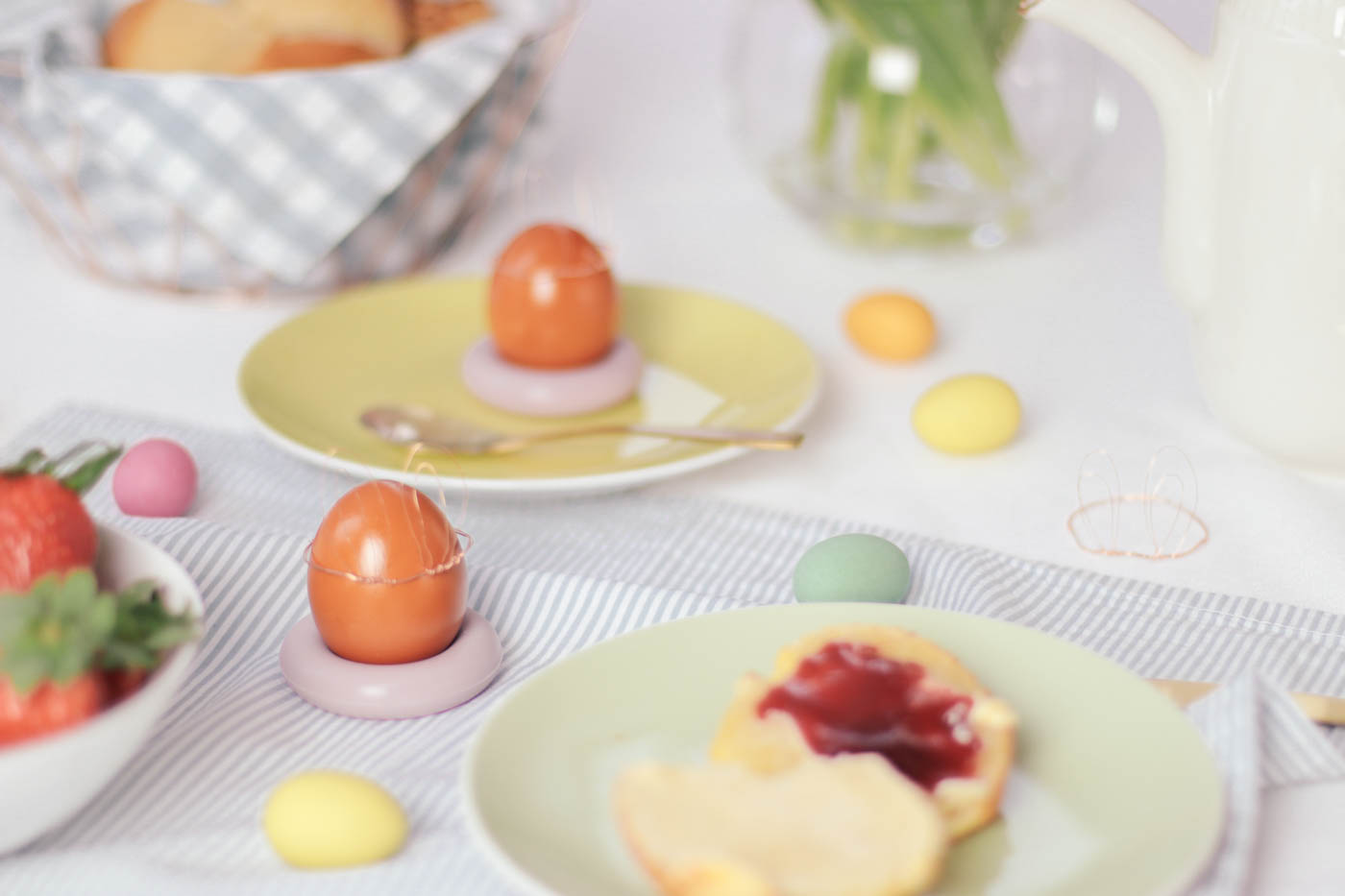 Easter Brunch Recipe: Sweet Gluten-free Austrian Yeasted Easter Bread