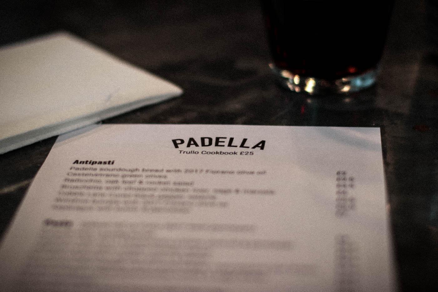 Padella Borough Market