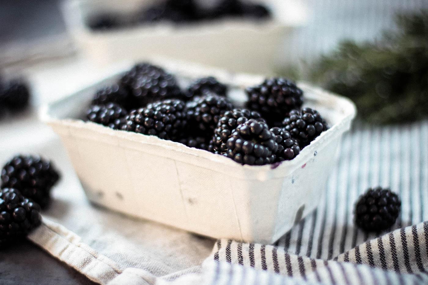 Blackberry Thyme Galette
