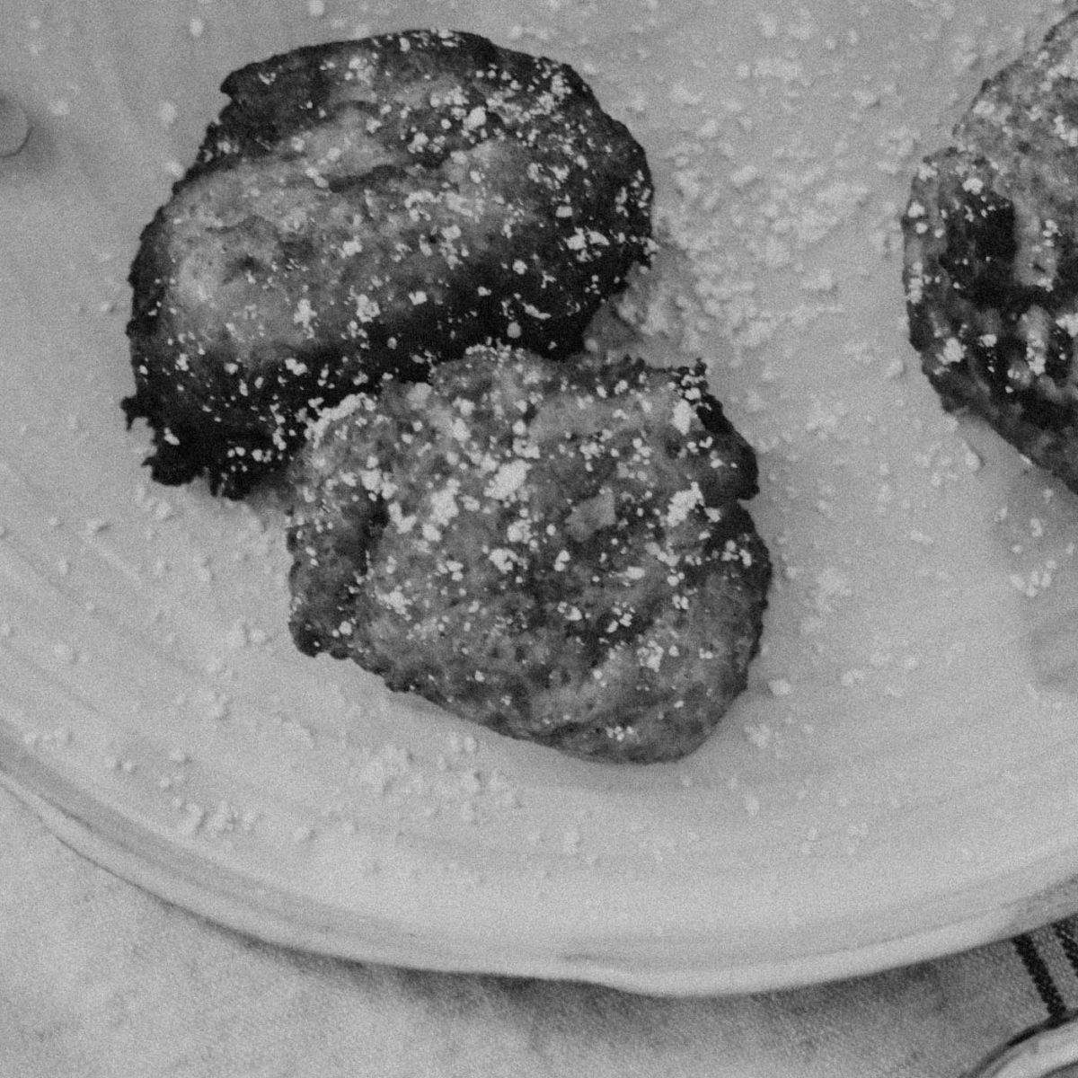Ricottakrapfen - Ricotta doughnuts - Ricotta donuts - Baci di Ricotta 9