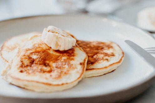 Keto Paleo Lowcarb Ricotta Hotcakes - Bill Granger Ricotta Hotcakes 7