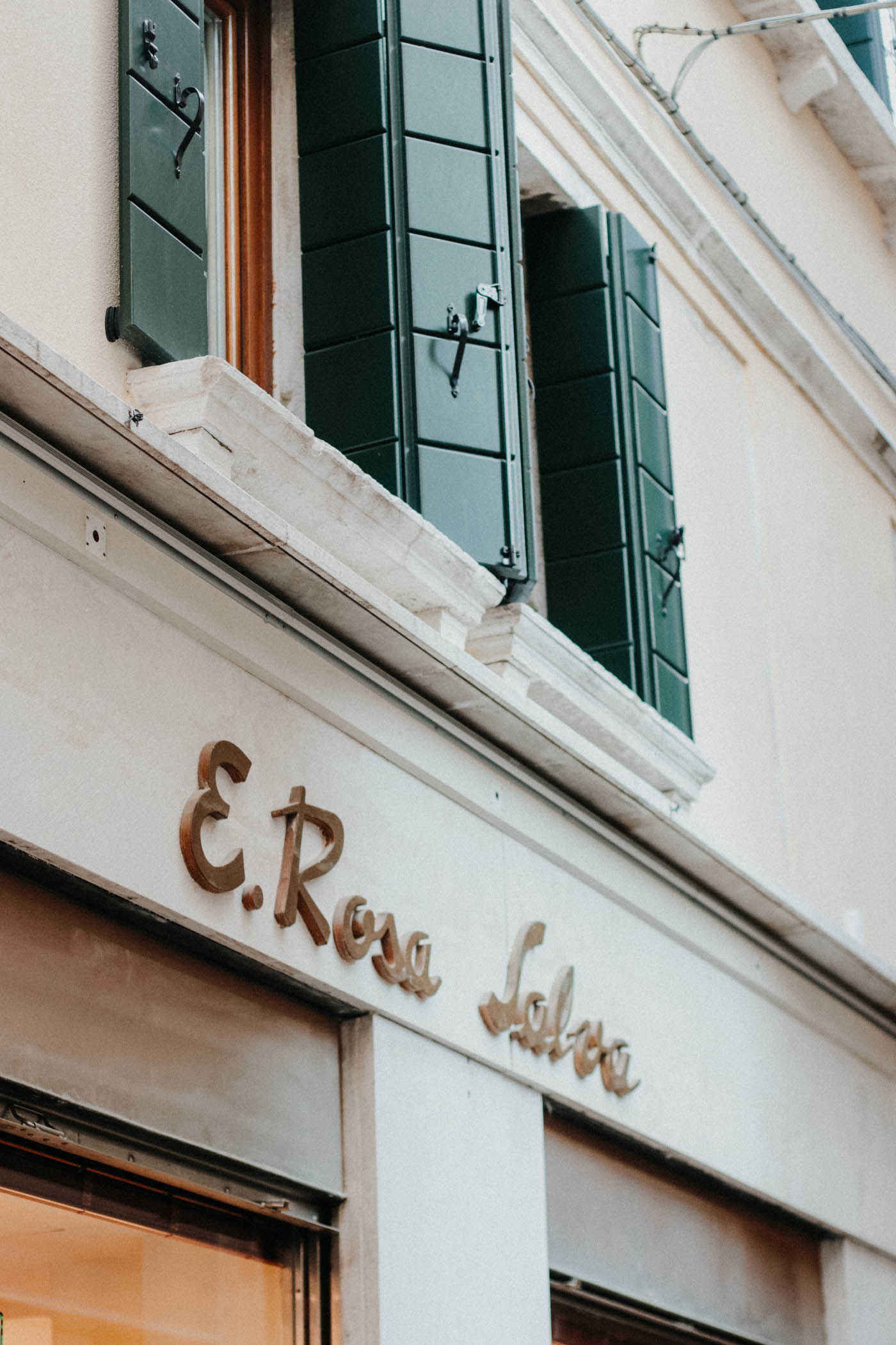 Venice Food Guide: Pasticceria Rosa Salva 32