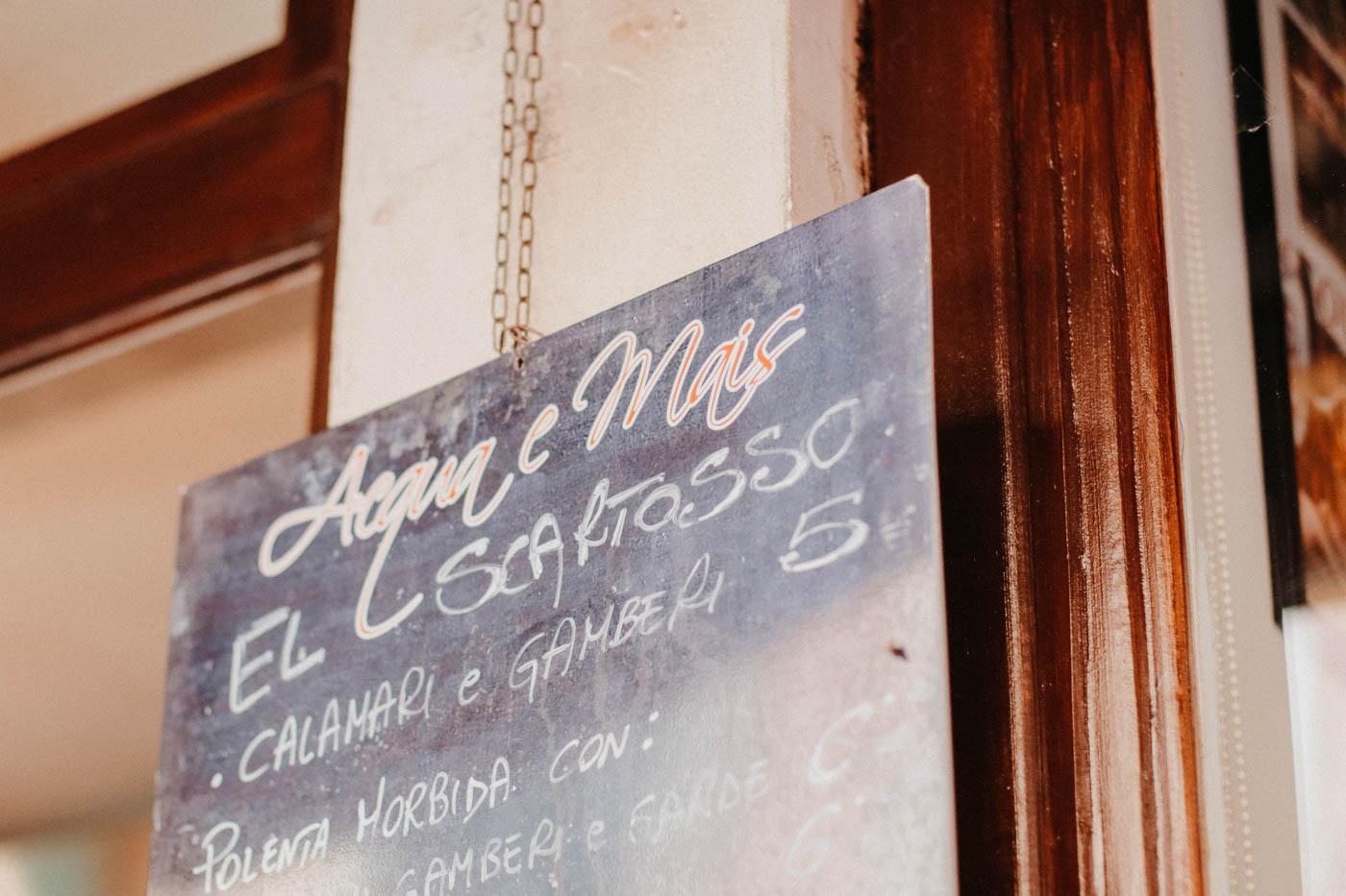 Venice Food Guide: Acqua e Mais 38