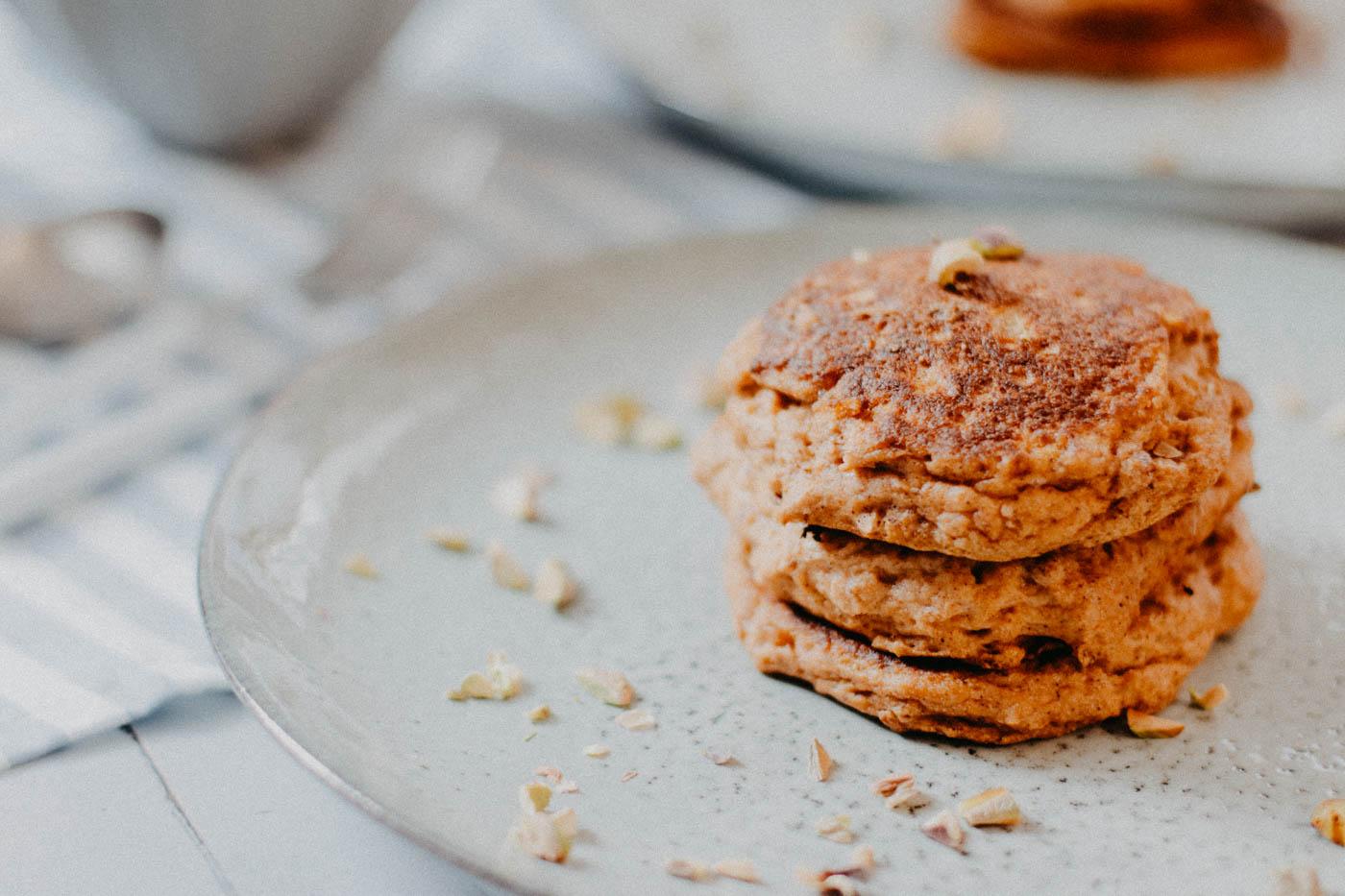 Keto Pumpkin Spice Pancakes - 2